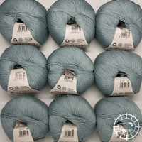«Lane Mondial» Cotton Soft Bio – Stonewashed