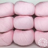 «Lane Mondial» Cotton Soft Bio – Petalo di Rosa, Rosenblatt