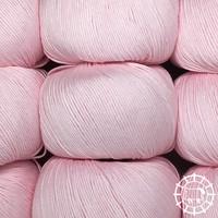 «Lane Mondial» Cotton Soft Bio – Petalo di Rosa