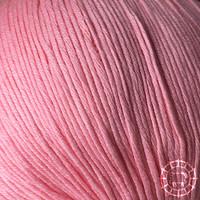 «Lane Mondial» Cotton Soft Bio – Fenicottero