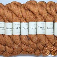 «BC Garn» Tussah Tweed – Orange