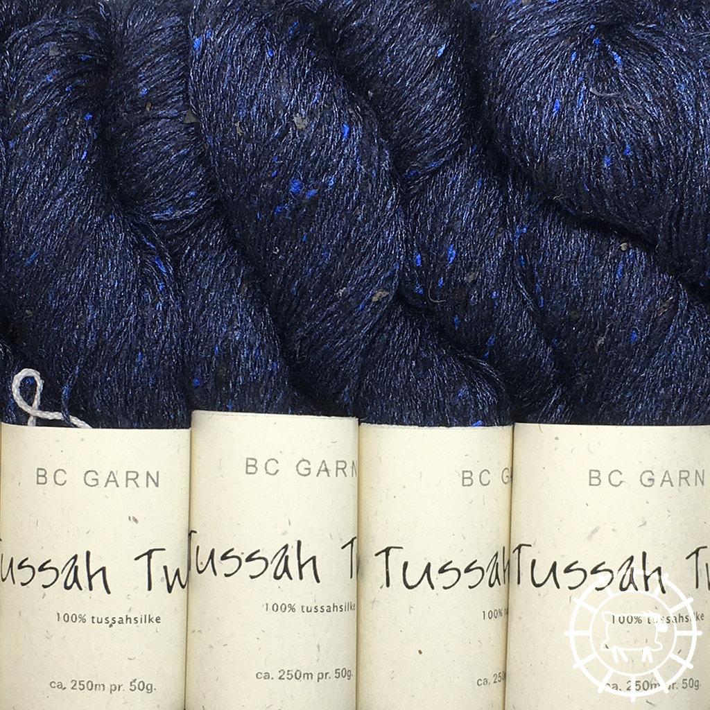 «BC Garn» Tussah Tweed – Bluenight Mix