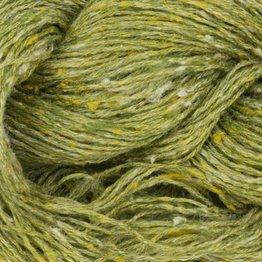 «BC Garn» Tussah Tweed – Grün Fantasie