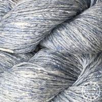 «BC Garn» Tussah Tweed – Bleu clair