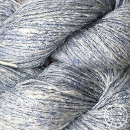 «BC Garn» Tussah Tweed – Lichtblau
