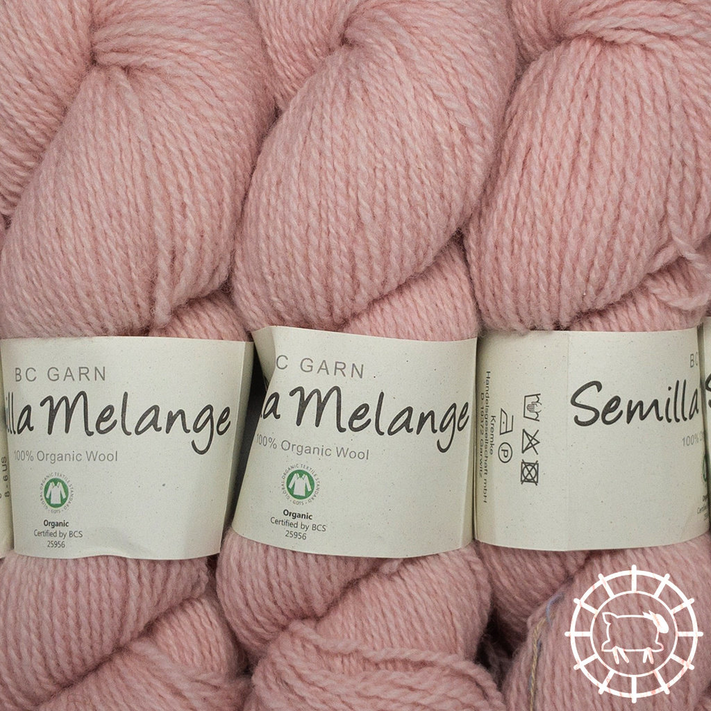 «BC Garn» Semilla Melange – Rosa