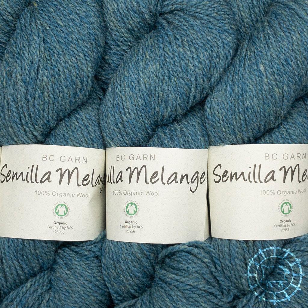 «BC Garn» Semilla Melange – Aqua