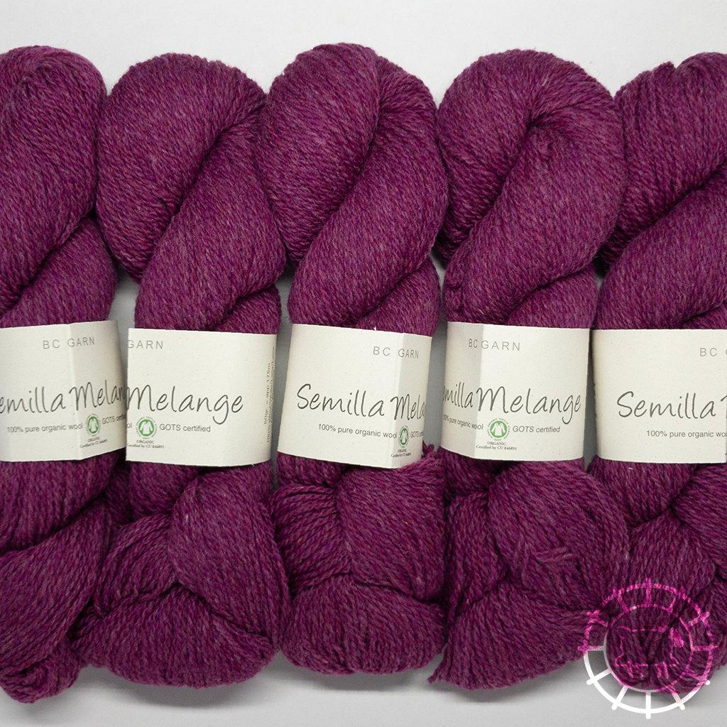 «BC Garn» Semilla Melange – Fuchsia