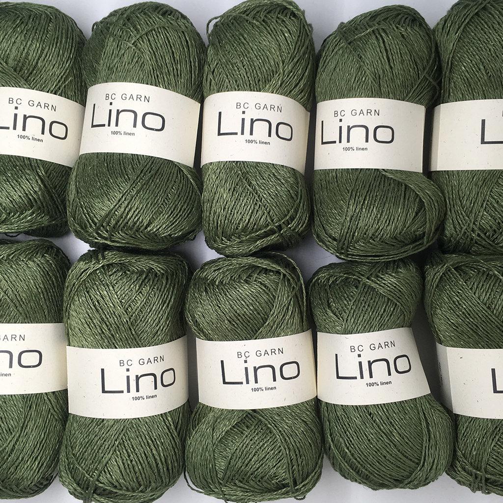 «BC Garn» Lino – Moos