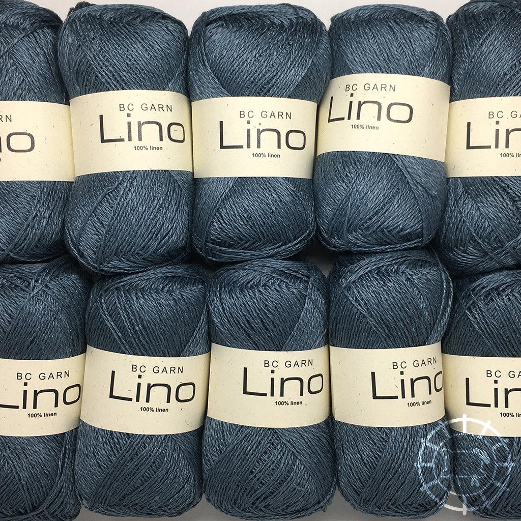 «BC Garn» Lino – Gris moyen ou bleu acier?