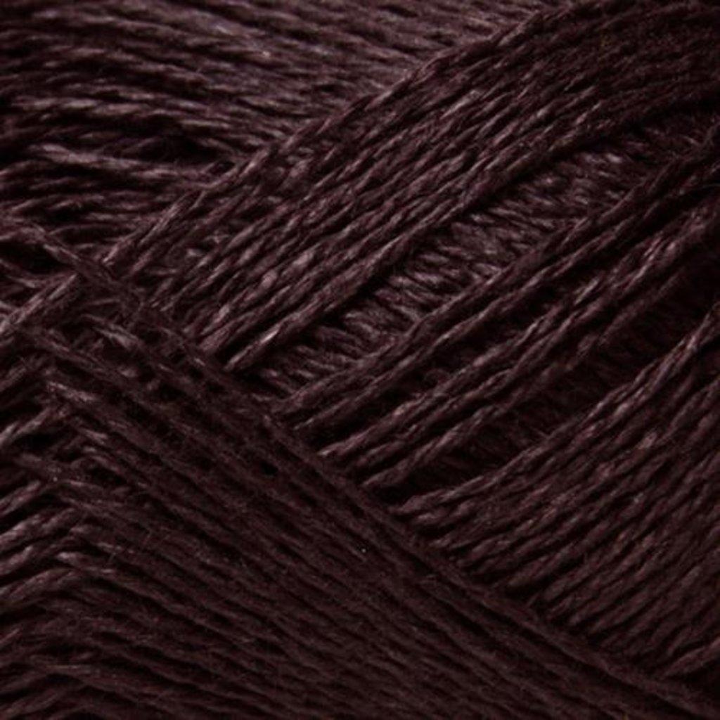 «BC Garn» Lino – Chocolat noir