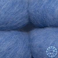 «Apu Kuntur» – Alpaca. Our Passion. Alpaca Laine câline – Bleu clair
