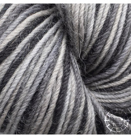 «Apu Kuntur» – Alpaca. Our Passion. Sockenwolle multicolor – Grautöne
