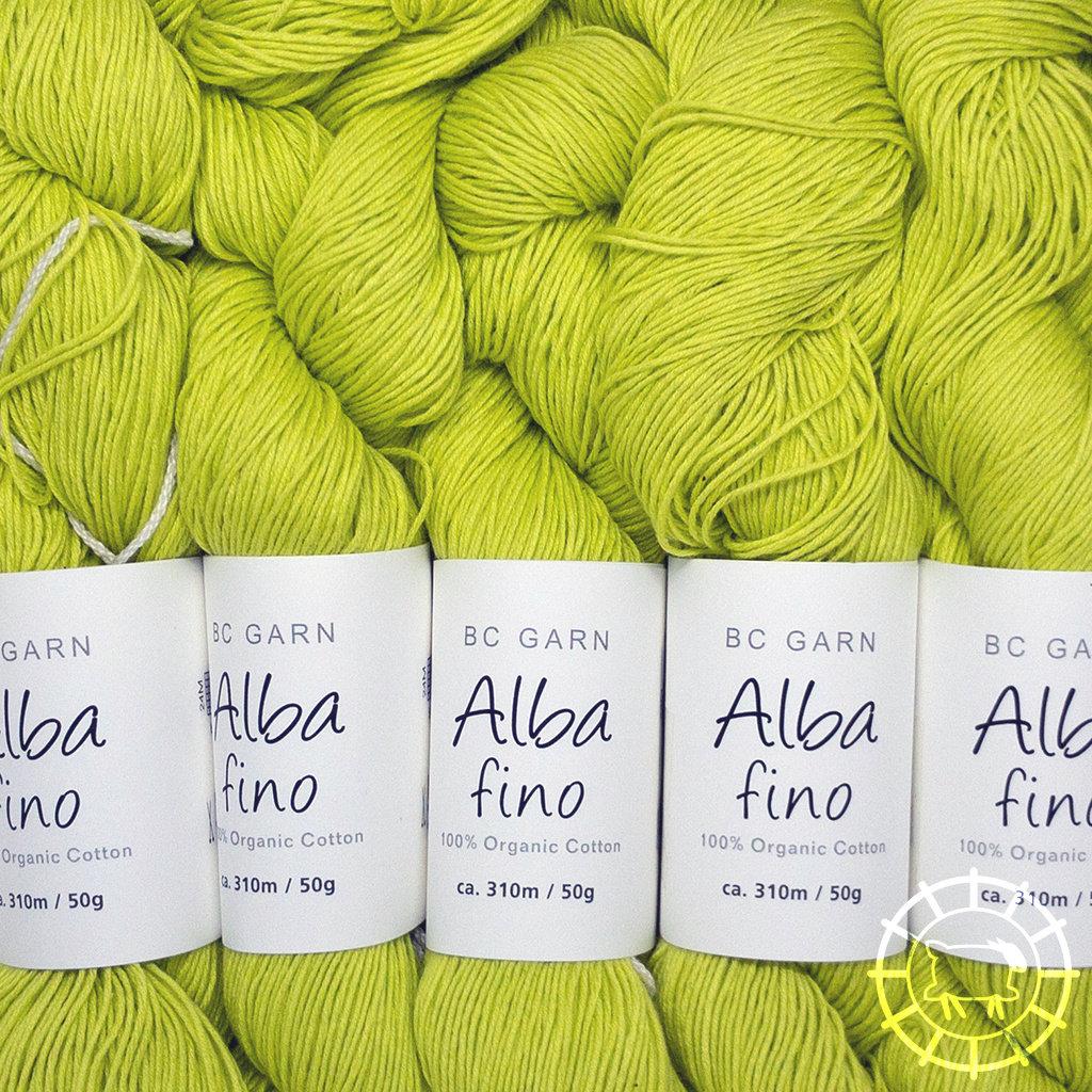 «BC Garn» Alba Fino – Maigrün