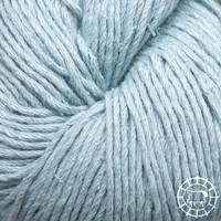 «Natissea» Damya – Babyblau, Hanf und Biobaumwolle