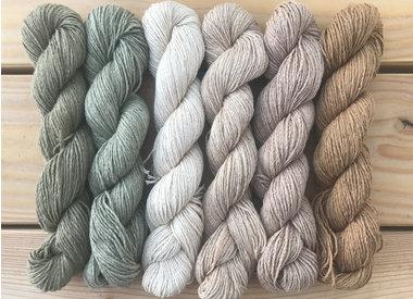 • Pakucho Color Grown Cotton, Sport – Bio-Baumwolle • Naturtex