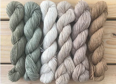 • Pakucho Color Grown Cotton, Sport – Bio-Baumwolle