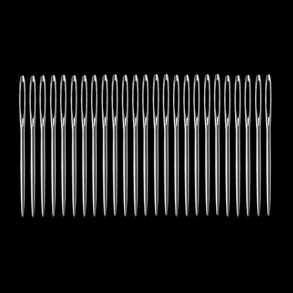 «addi» – Made in Germany «addi» – Aiguille de broderie sans pointe, pour fils épais