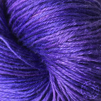«Eco-Stitch» Linen 4ply, Sport – Royal Purple