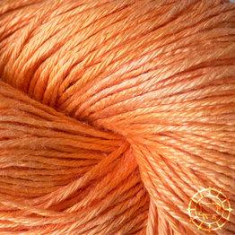 «Eco-Stitch» Linen 4ply, Sport – Tangerine