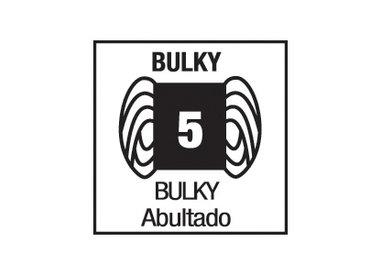 5 – Bulky, Chunky