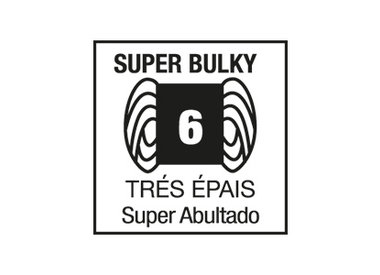 6 – Super Bulky, Roving