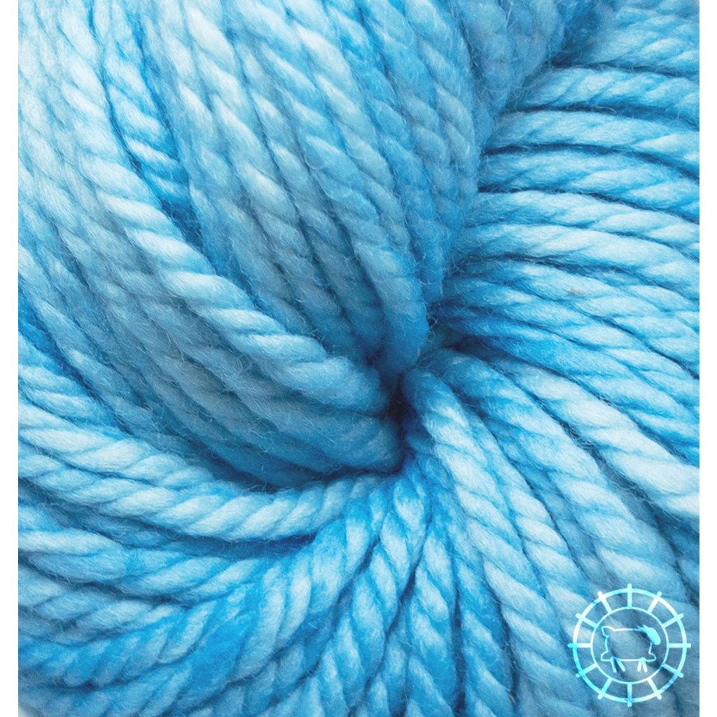 «Malabrigo Yarn» Chunky – Blue Surf