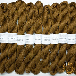 «Ecobutterfly Organics» Organic Linen 7/4 – Bronze