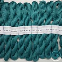 «Ecobutterfly Organics» Organic Linen 7/4 – Tidepool