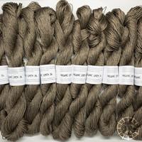 «Ecobutterfly Organics» Organic Linen 7/4 –Smokey Quartz