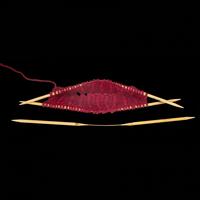 «addi» – Made in Germany «addiCraSyTrio» Bamboo Long 8 mm, 3er-Set Rundstricknadeln, 30 cm
