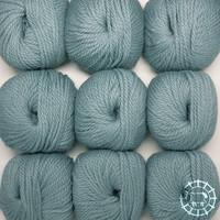 «Woolpack Yarn Collection» Baby Alpaka Bulky – Eis
