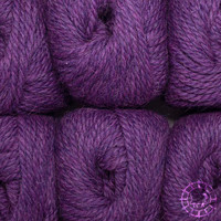 «Woolpack Yarn Collection» Baby Alpaca Bulky – Violet rouge