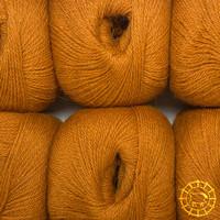 «Woolpack Yarn Collection» Baby Alpaka Fingering, Orange