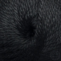 «Woolpack Yarn Collection» Baby Alpaca Bulky – Noir