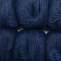 «Woolpack Yarn Collection» Baby Alpaka Bulky – Nachtblau