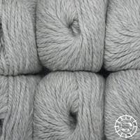 «Woolpack Yarn Collection» Baby Alpaka Bulky – Silbergrau