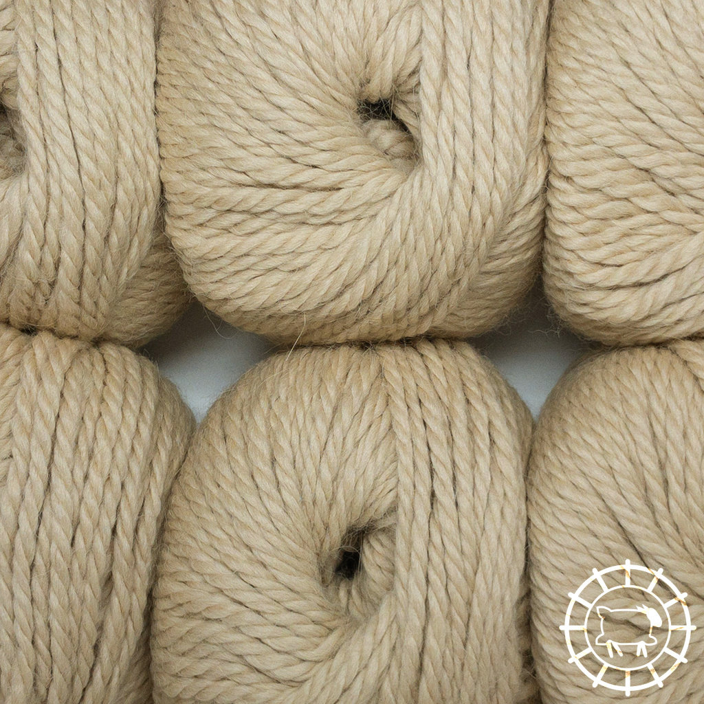 «Woolpack Yarn Collection» Baby Alpaca Bulky – Beige