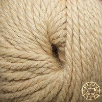 «Woolpack Yarn Collection» Baby Alpaka Bulky – Beige