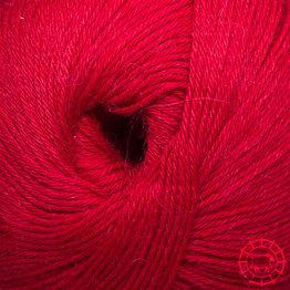 «Woolpack Yarn Collection» Baby Alpaca Socks – Rouge