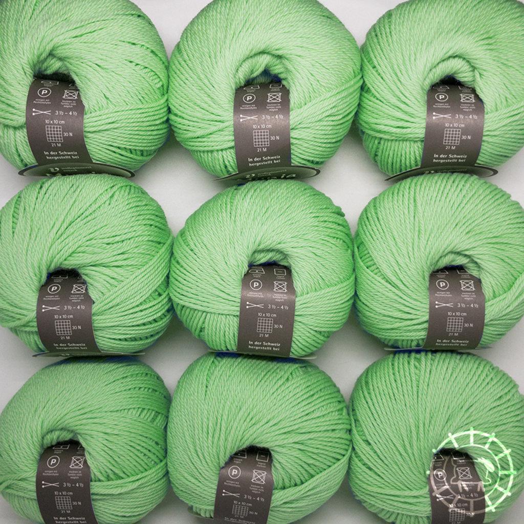 «Wollspinnerei Vetsch» Munja – Mintgrün
