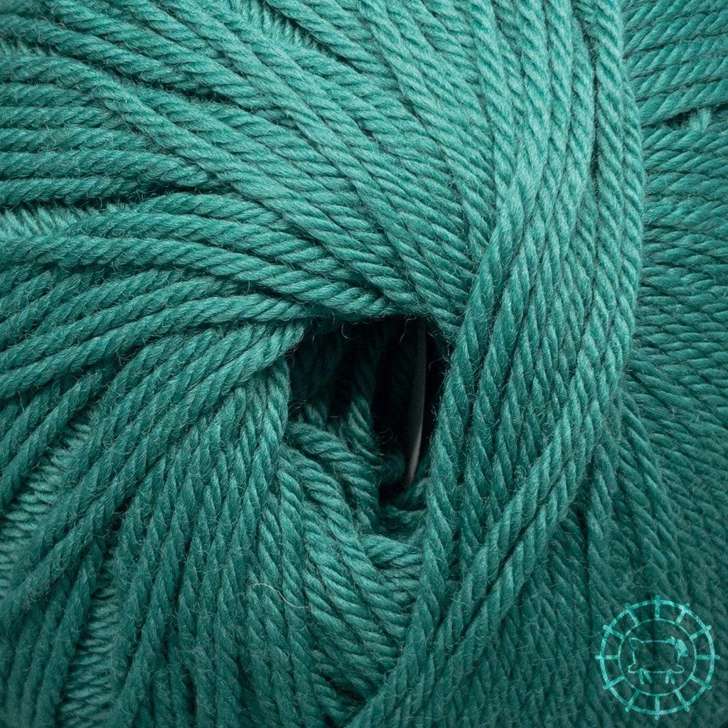 «Wollspinnerei Vetsch» Munja – Vert pétrole