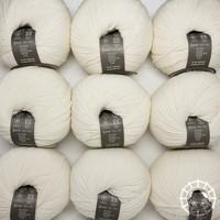 «Wollspinnerei Vetsch» Munja – Naturweiss