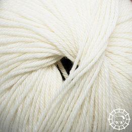 «Wollspinnerei Vetsch» Munja – Blanc naturel
