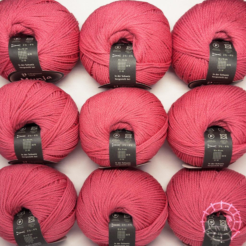 «Wollspinnerei Vetsch» Munja – Rosa