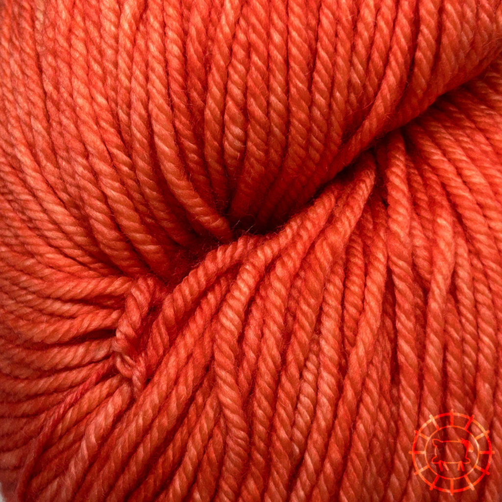 «Malabrigo Yarn» Rios – Living Coral