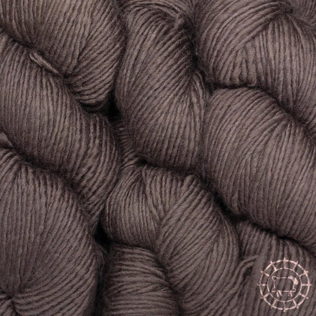 «Malabrigo Yarn» Merino Worsted – Chestnut