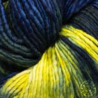 «Malabrigo Yarn» Merino Worsted – Lime Blue