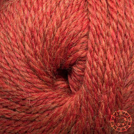 «Woolpack Yarn Collection» Baby Alpaka Bulky – Dunkelorange