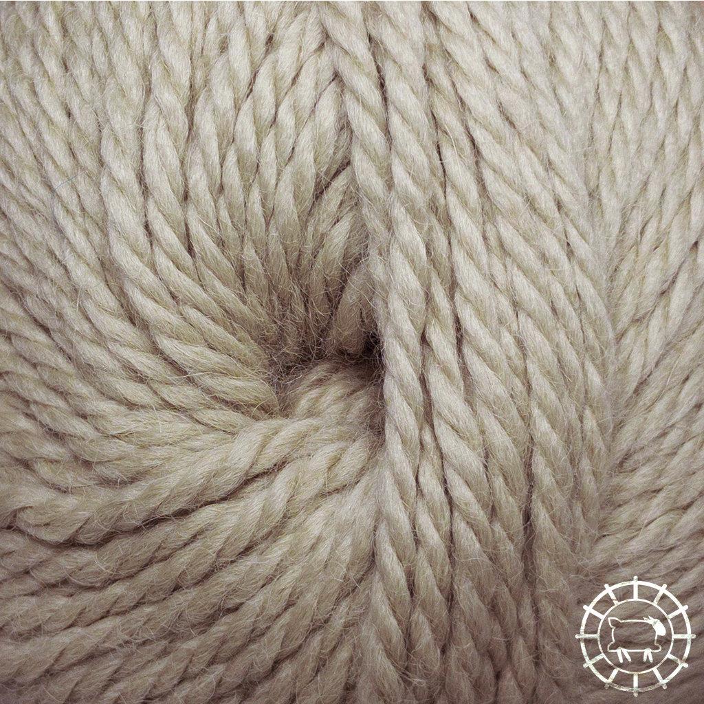 «Woolpack Yarn Collection» Baby Alpaka Bulky – Rauch